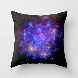 Nebula # Throw Pillow