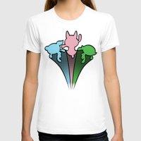 powerpuff girls T-shirts featuring Powerpuff Girls by SBTee's