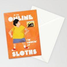 Gene Online Stationery Cards