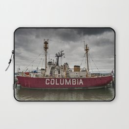 The Lightship Columbia Laptop Sleeve