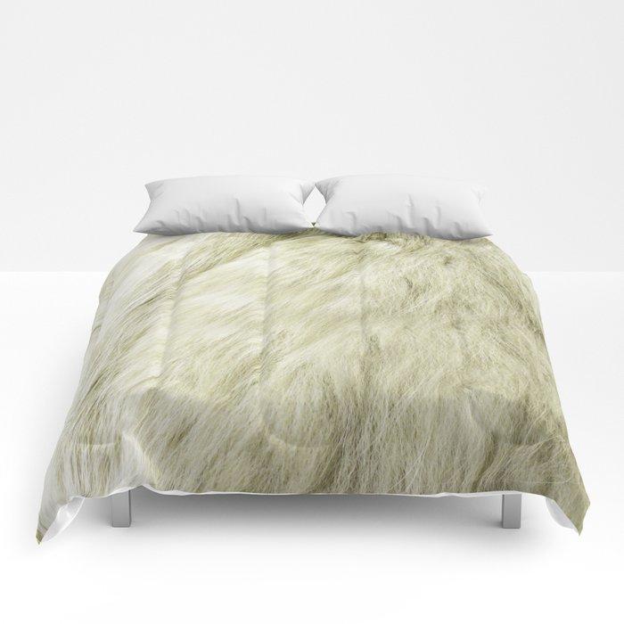 FUR LIGHT Comforters
