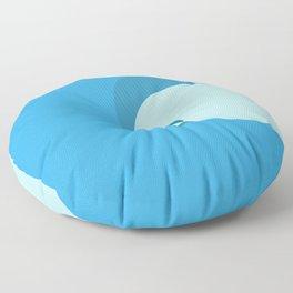 WTF? Surf! Floor Pillow