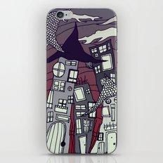 fiestainblue iPhone & iPod Skin