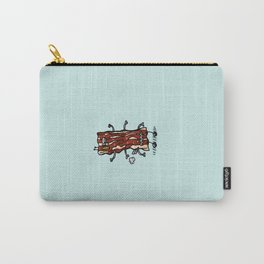 The Bacon Bot Carry-All Pouch