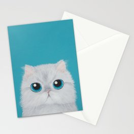 Persian Cat Stationery Cards