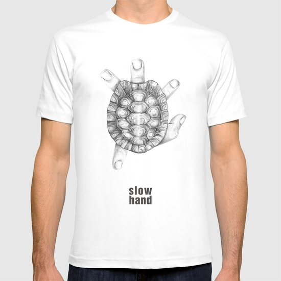 slow hand T-shirt