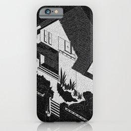 Ju-on / The Grudge / Kayako Saeki House iPhone Case