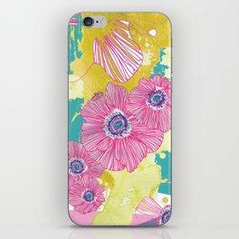 So long, petal. iPhone Skin