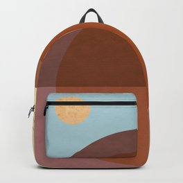 897 // Greetings From Home Backpack