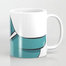 Green Mallard Coffee Mug