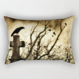 Strangest Of Days Rectangular Pillow