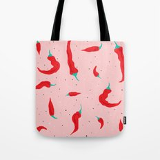 Chilli Tote Bag