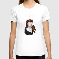 nan lawson T-shirts featuring Nan by Dan Paul Roberts