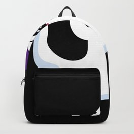 Halloween Ghost With Witch Hat Ghost Costume Backpack