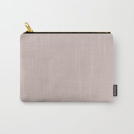 Geometry ~ Pale Blush Carry-All Pouch