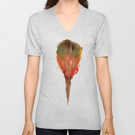 Ceren's Budding Flower Unisex V-Neck
