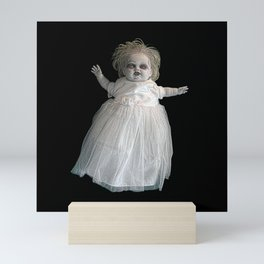 Zombie Doll. Mini Art Print