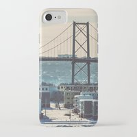 the neighbourhood iPhone & iPod Cases featuring Abandoned Neighbourhood by Shaun Lowe