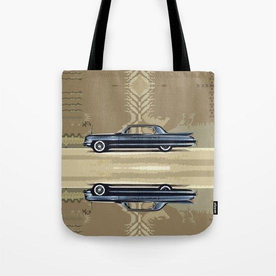 1961 Cadillac Fleetwood Sixty-Special Tote Bag