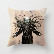 The Father of Nothing Throw Pillow