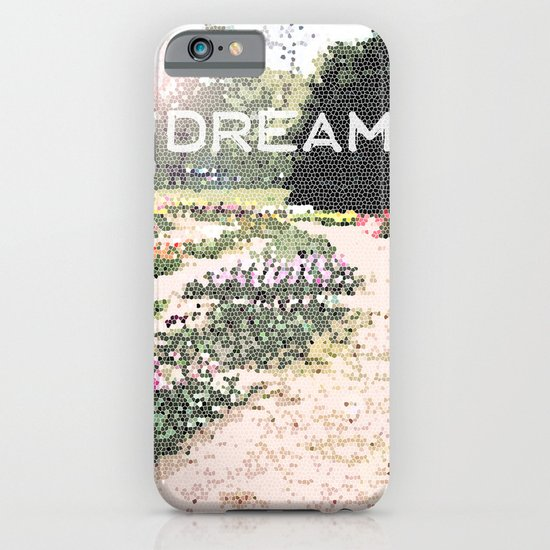 The Tulip Garden iPhone & iPod Case