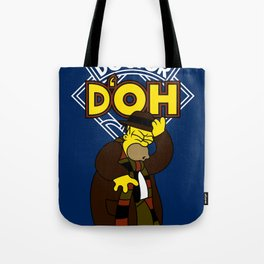 Doctor D'oh Tote Bag