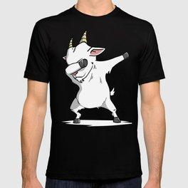 Funny Goat Dabbing T-shirt