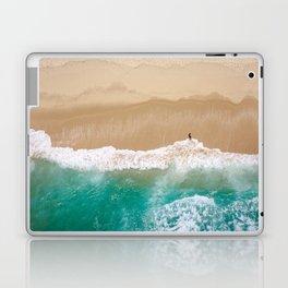 Peace to the Sea Laptop & iPad Skin