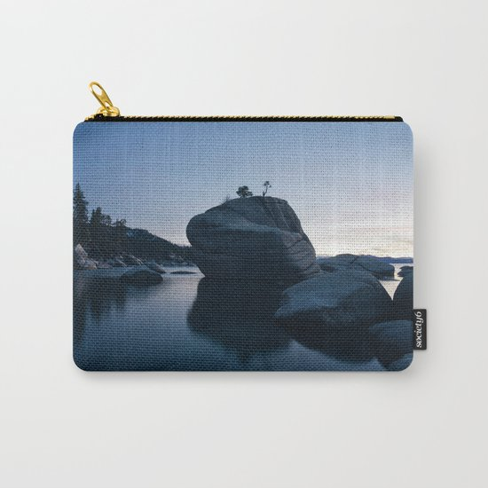 Rocks Landscape Boulder Carry-All Pouch