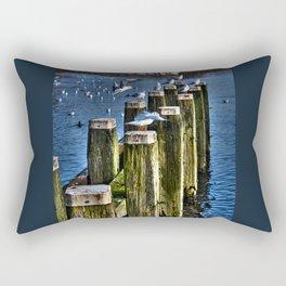 Seagulls Rectangular Pillow