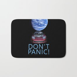 Don't Panic! Bath Mat