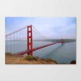 Bridge the Bay Canvas Print