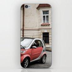 Red car in Marienbad iPhone & iPod Skin