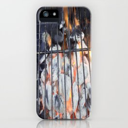 Grill on iPhone Case