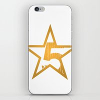 iphone 5 case iPhone & iPod Skins featuring 5 , iphone 5/5s case by Mirakyan