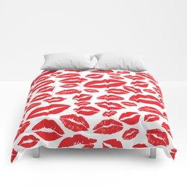 Lips Comforters