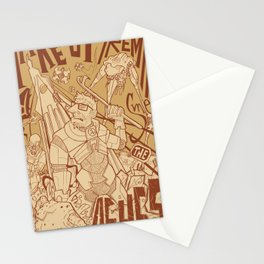 Half Life 2 tribute Stationery Cards