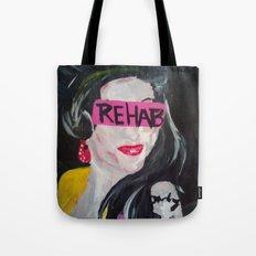 Rehab Tote Bag