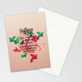 toni morrison  Stationery Cards