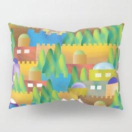 Jerusalem Pillow Sham