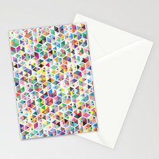Cuben Colour Craze Stationery Cards