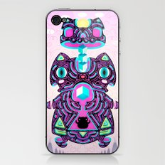 The Maelstrom Cat iPhone & iPod Skin