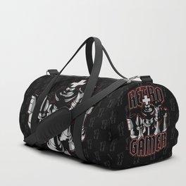 Chess Retro Gamer Duffle Bag