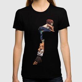 Invisible wall T-shirt