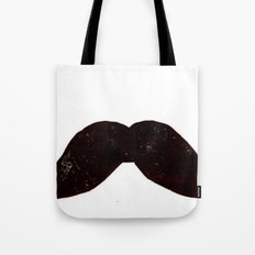 the stache - mustache Tote Bag