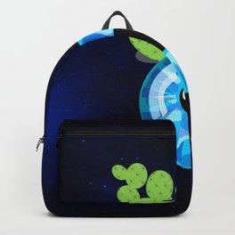 Cactus Eyeball Backpack