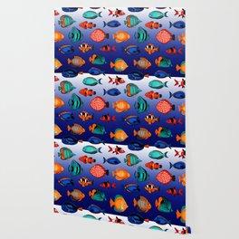 Peces tropicales Wallpaper