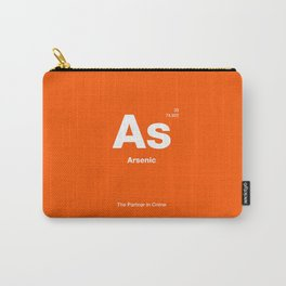 Arsenic Carry-All Pouch