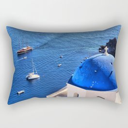 Santorini 14 Rectangular Pillow