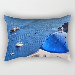 Santorini 14 Rectangular Pillow